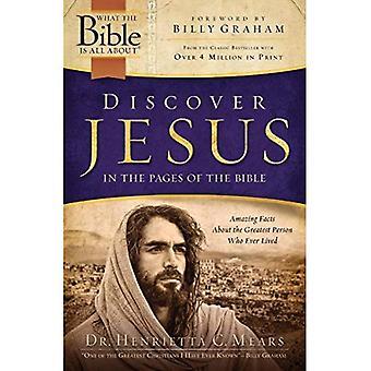 Découvrir Jésus dans les Pages de la Bible (ce que la Bible est tout au sujet (Tyndale House))