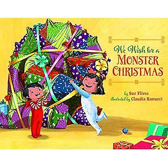 Vi önskar en Monster-jul