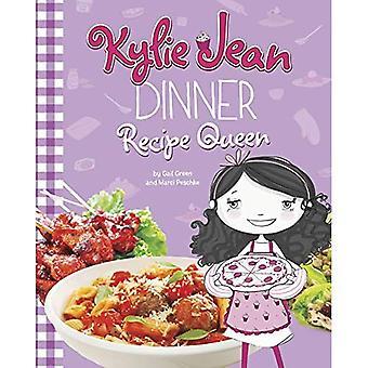 Dinner Recipe Queen (Kylie Jean Recipe Queen)