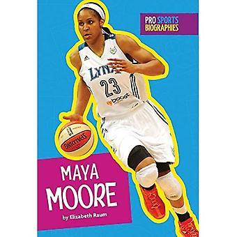 Maya Moore (Pro Sports Biographies)