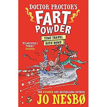 Läkare Proctor Fisa pulver - tidsresor badbomb av Jo Nesbo - 978