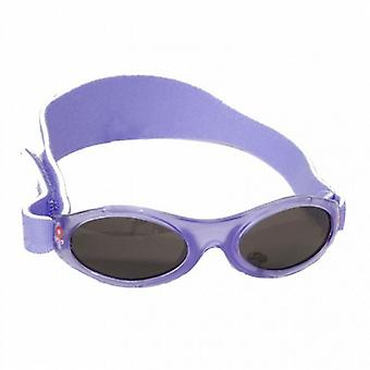 Baby Banz Adventurer Sunglasses - Lilac Flower