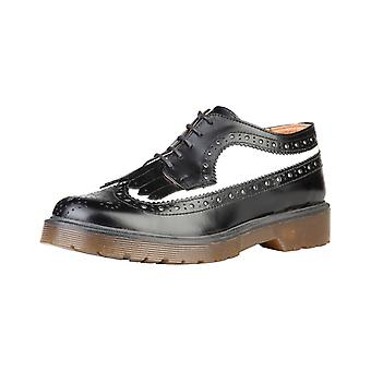 Ana Lublin Womens/Ladies Ylva Genuine Leather Lace Up Brogues