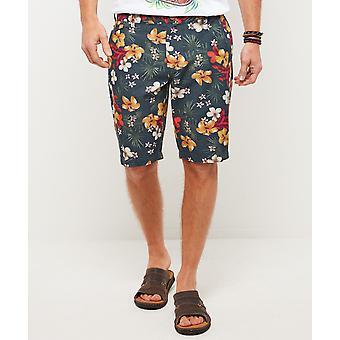 Joe Browns Mens Funky blommig Hawaiian Shorts