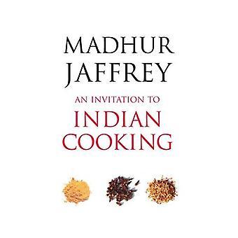 Um convite para cozinha indiana