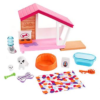 Barbie FXG34 Puppy House playset