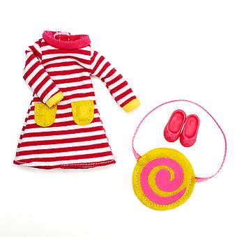 Lottie Doll Outfit Raspberry Ripple Clothing Set| Best fun gift