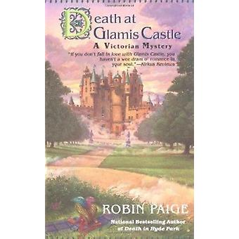 Death at Glamis Castle Book