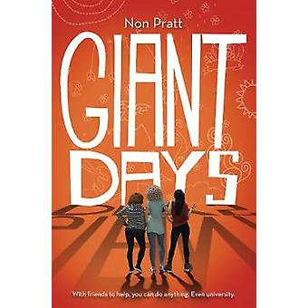 Giant Days by Giant Days - 9781419734885 Book