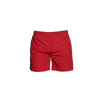 Gant Classic Fit Swim Shorts Bright Red