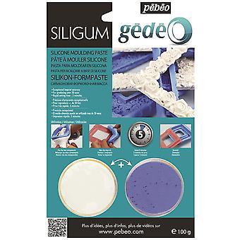 Pebeo Siligum Silicone Moulding Paste 100g