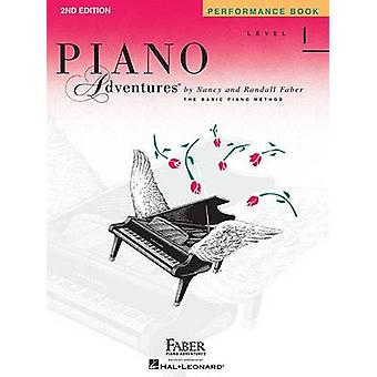 Piano Adventures - Performance Book - Level 1 - 9781616770808 Book