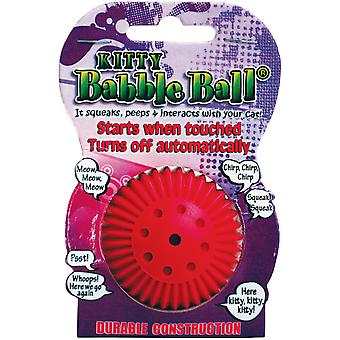 Kitty Talking Babble Ball-Pink TBB4