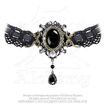 Alchemy Gothic She Walks In Beauty Pendant