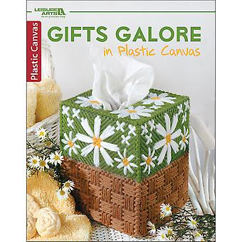 Leisure Arts-Gifts Galore In Plastic Canvas LA-6620