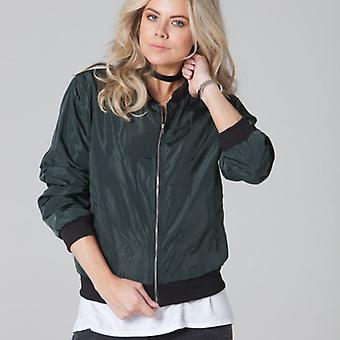 Polar Whites Womens Karki Bomber Jacket s : s