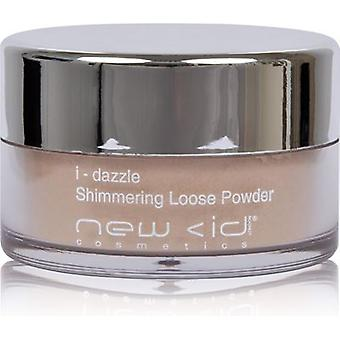 New CID i - dazzle Shimmering Loose Powder