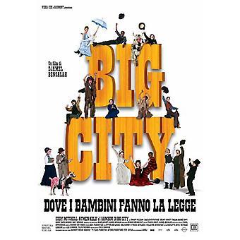 Постер фильма большой город (11 x 17)