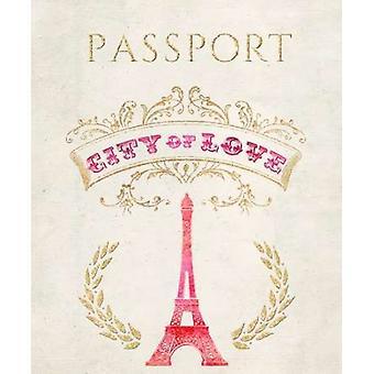 ロマンス コレクション パスポート美代アモリ ポスター印刷