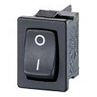 Toggle switch 250 V 10 A 1 x Off/On interBär 3634-201.22 latch 1 pc(s)