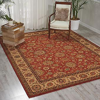 Rugs -Living Treasure Li05 - Rust