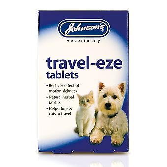 Jvp Dog & Cat Travel-eze 24 Tablets