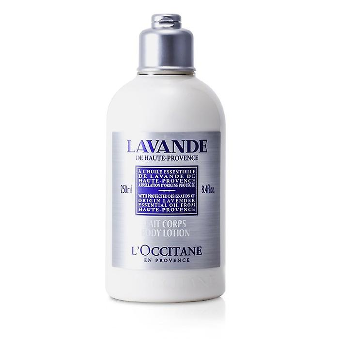 L'Occitane Lavender Harvest Body Lotion (New Packaging) 250ml/8.4oz