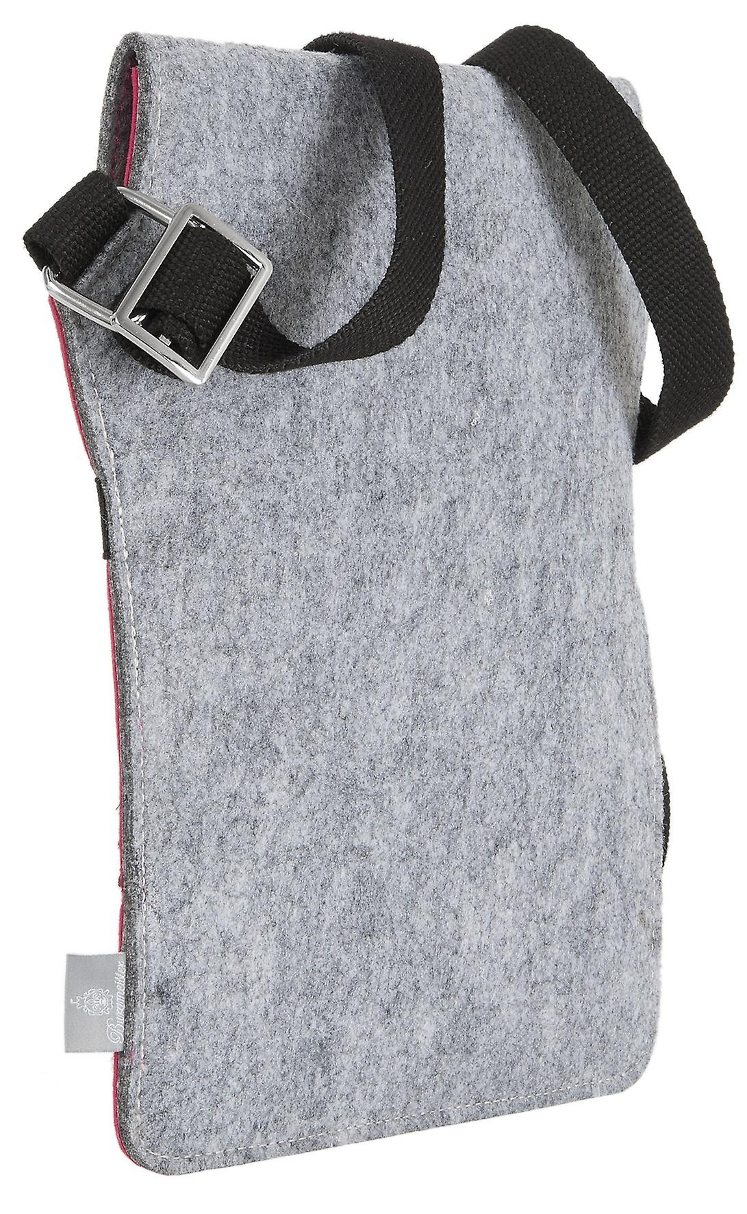 Burgmeister ladies/gents Ipad-/Tablet PC bag felt, HBM3002-169