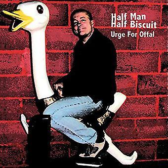 Half Man Half Biscuit - drang voor slachtafvallen [Vinyl] USA importeren