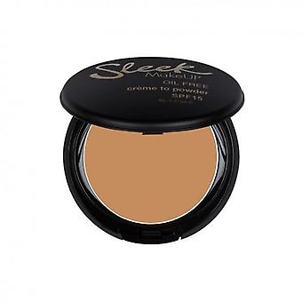 Sleek Make Up To Crème Foundation Powder (Woman , Makeup , Face , Foundation)