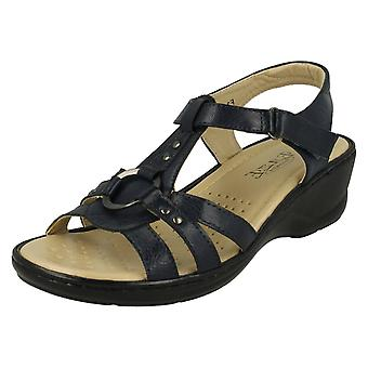 Ladies Eaze Casual Summer Sandals F3113