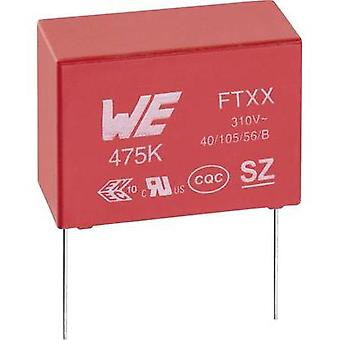 X2 suppression capacitor Radial lead 47 nF 310 Vac