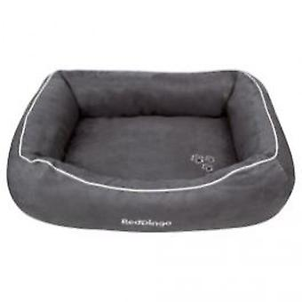 Red Dingo Cradle Ouatinada S: 45X60X18 Cm (Dogs , Bedding , Beds)