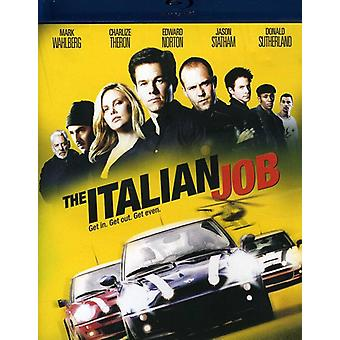 Italian Job [BLU-RAY] USA import
