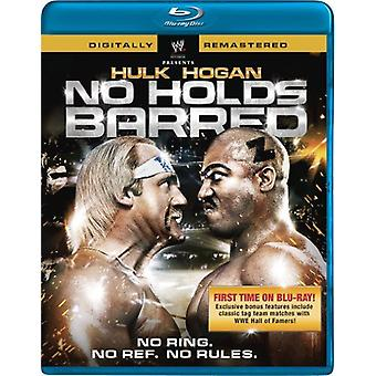 No Holds Barred [BLU-RAY] USA import