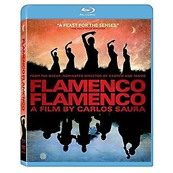 Flamenco Flamenco [BLU-RAY] USA importerer