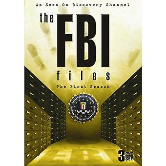 FBI Files: Season 1 [DVD] USA import