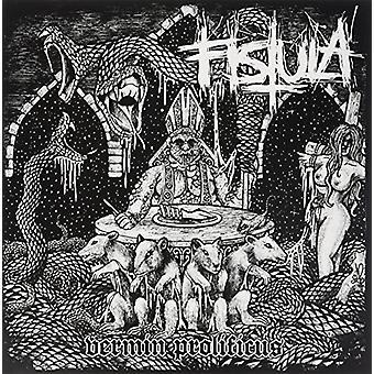 Fistel - skadedyr Prolificus [Vinyl] USA importerer
