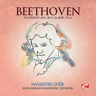 L.W Beethoven - Beethoven: Symphonie Nr. 1 in C-Dur op. 21 [CD] USA import