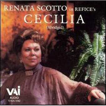 L. Refice - Refice: Cecilia (ingekort) [CD] USA import