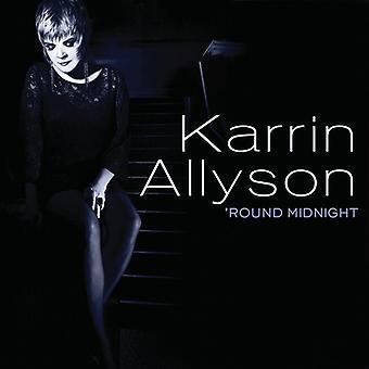 Karrin Allyson - Round Midnight [CD] USA import