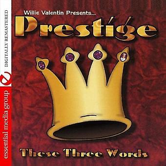 Prestige - Prestige: Vol. 3-Freestyle Greats [CD] USA import