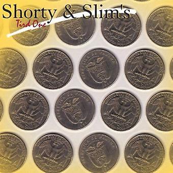 Shorty&Slim - Tird One [CD] USA import
