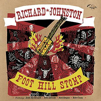 Richard Johnston - fods Hill Stomp [CD] USA import