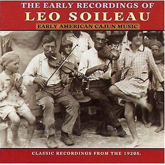 Leo Soileau - Early Recordings of Leo [CD] USA import