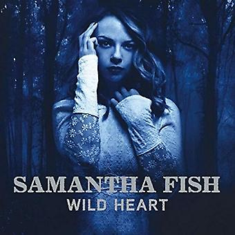 Smanatha fisk - vilde hjerte [CD] USA import