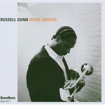Russell Gunn - humørsvingninger [CD] USA import