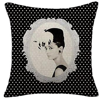 Wellindal Cotton Cushion Cover Victorian 45X45- (Textile , Child's , Cushions)