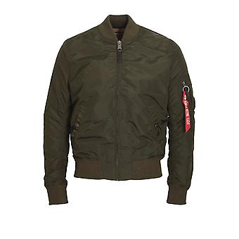 Giacca Bomber TT MA-1 ALPHA INDUSTRIES | Rep grigio