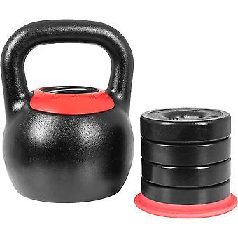 Kettlebell verstellbar 8 kg bis 16 kg